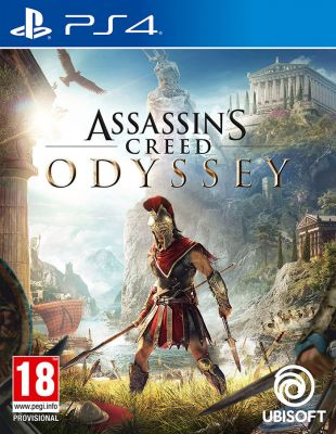PS4 Assassin´s Creed: Odyssey