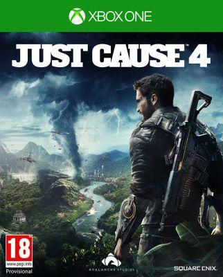 Xbox One Just Cause 4