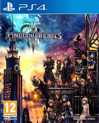 PS4 Kingdom Hearts III (PEGI)