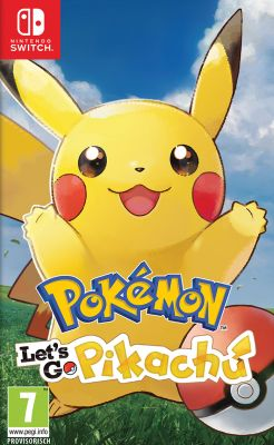Switch Pokémon: Let´s Go, Pikachu!