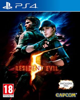 PS4 Resident Evil 5 HD (PEGI)