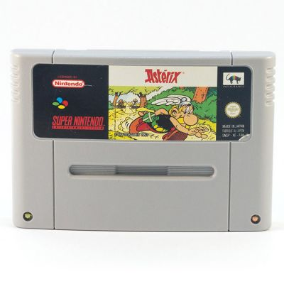 SNES Asterix