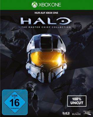 Xbox One Halo: The Master Chief Collection (USK)