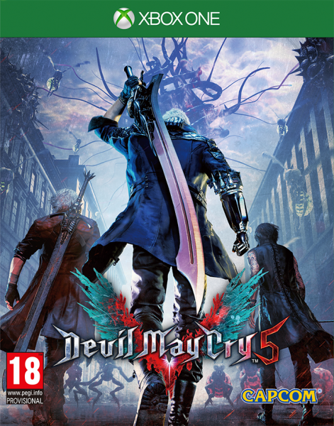 Xbox One Devil May Cry 5 (PEGI )