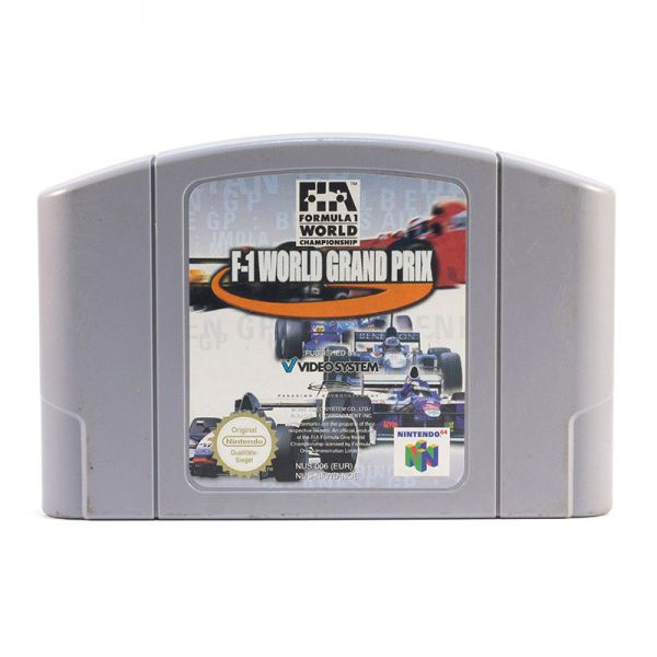 N64 F-1 World Grand Prix