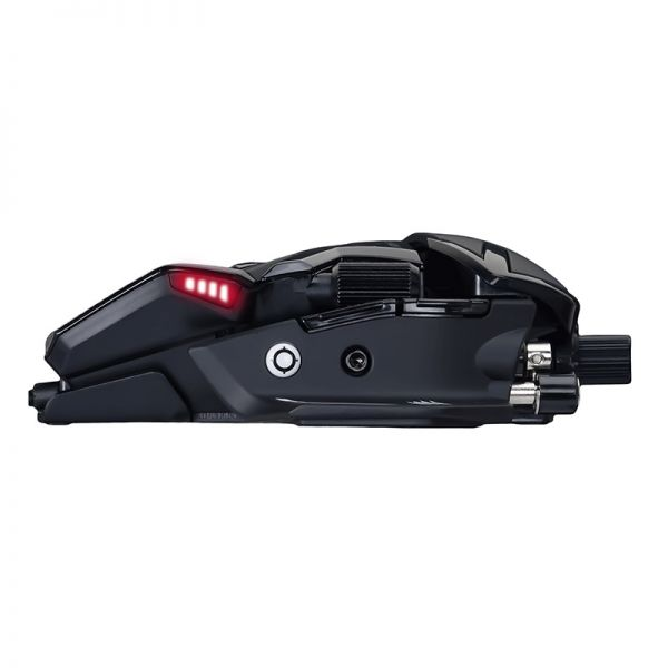 MadCatz R.A.T. 8+ Optical Gaming Mouse, Black