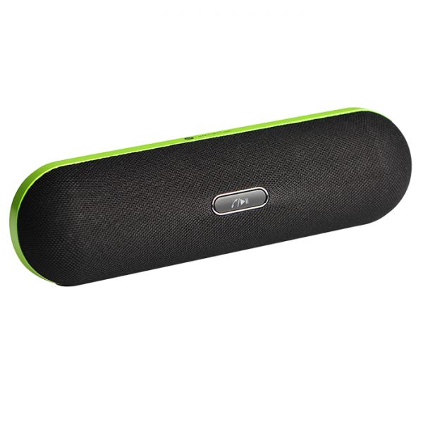 ready2music BT Tube, black/green